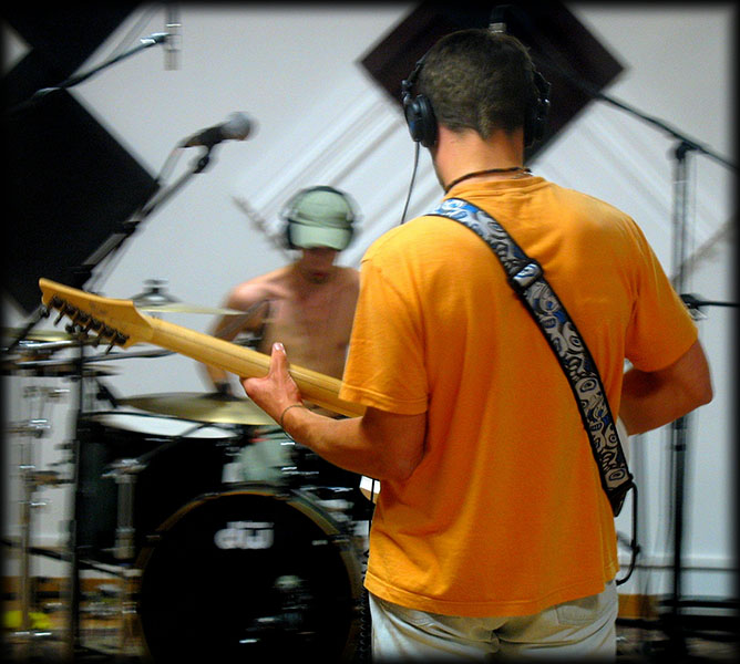 Recording Blindfish