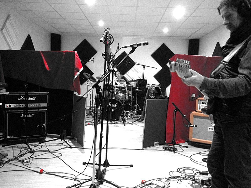 Recording Reagann Rennes